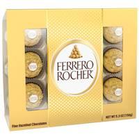 Ferrero Rocher Fine Hazelnut Chocolates from Blain's Farm and Fleet