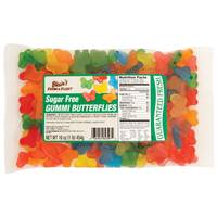 Blain's Farm & Fleet Sugar Free Gummi Butterflies from Blain's Farm and Fleet