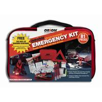 Orion Deluxe Roadside Emergency Kit from Blain's Farm and Fleet