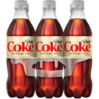 Coca-Cola Caffiene Free Diet Coke 6-Pack from Blain's Farm and Fleet