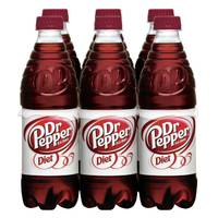 Dr. Pepper Diet - 6 Pack from Blain's Farm and Fleet