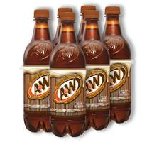 A&W Root Beer - 6 Pack from Blain's Farm and Fleet