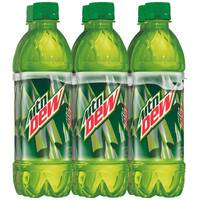 Mountain Dew 16.9 oz Mountain Dew - 6 Pack from Blain's Farm and Fleet