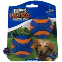 Chuckit! Ultra Squeaker Ball from Blain's Farm and Fleet