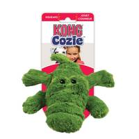 KONG Cozie Dog Squeaky Toy from Blain's Farm and Fleet