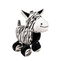 KONG Tennis Shoes Zebra Dog Toy from Blain's Farm and Fleet