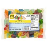 Blain's Farm & Fleet 12 Flavor Gummi Bears from Blain's Farm and Fleet
