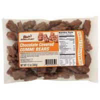 Blain's Farm & Fleet Chocolate Covered Gummi Bears from Blain's Farm and Fleet