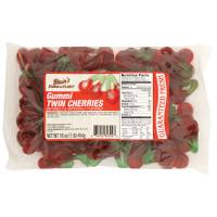 Blain's Farm & Fleet Gummi Twin Cherries from Blain's Farm and Fleet