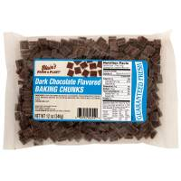 Blain's Farm & Fleet Dark Chocolate Flavored Baking Chunks from Blain's Farm and Fleet