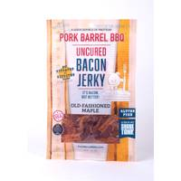 Pork Barrel BBQ Old Fashioned Maple Bacon Jerky from Blain's Farm and Fleet