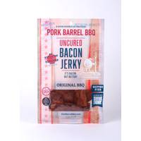 Pork Barrel BBQ Original BBQ Bacon Jerky from Blain's Farm and Fleet