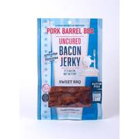 Pork Barrel BBQ Sweet BBQ Bacon Jerky from Blain's Farm and Fleet