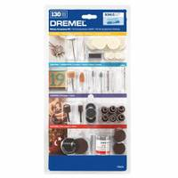 Dremel 130 Piece Dremel Accessory Kit from Blain's Farm and Fleet