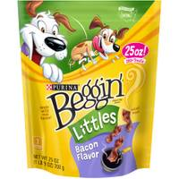 Purina Beggin' Littles Bacon Flavor Dog Snack from Blain's Farm and Fleet
