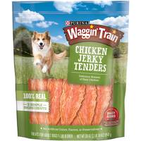 Purina Waggin' Train Jerky Tenders Dog Treats from Blain's Farm and Fleet