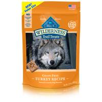 Blue Buffalo Wilderness Natural Crunchy Dog Biscuits from Blain's Farm and Fleet