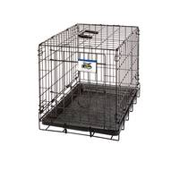 Pet Lodge Wire Crate Dog Kennel from Blain's Farm and Fleet