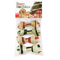 Pet Factory Holiday Bones 4-Pack from Blain's Farm and Fleet
