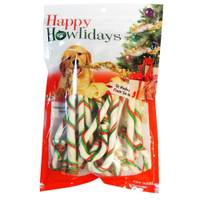 Pet Factory Holiday Canes with Color Laces from Blain's Farm and Fleet