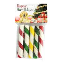 Pet Factory Holiday Porkhide Twist Rolls from Blain's Farm and Fleet