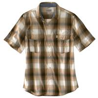 Carhartt Men's Short Sleeve Bozeman Shirt from Blain's Farm and Fleet