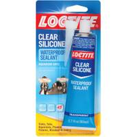 Loctite Clear Silicone Waterproof Sealant from Blain's Farm and Fleet