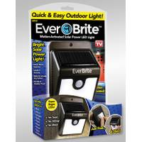 As Seen On TV Ever Brite Motion-Activated Solar Power LED Light from Blain's Farm and Fleet