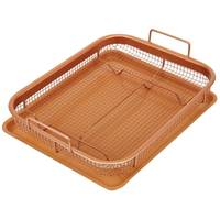 As Seen On TV Copper Crisper Pan from Blain's Farm and Fleet