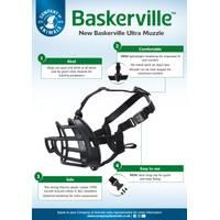 Baskerville Dog Ultra Muzzle from Blain's Farm and Fleet