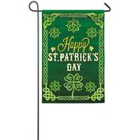 Evergreen Enterprises St. Patrick's Celtic Garden Flag from Blain's Farm and Fleet
