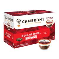 Cameron's Coffee Chocolate Caramel Brownie from Blain's Farm and Fleet