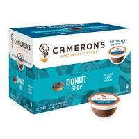 Cameron's Coffee Donut Shop Medium Dark Roast from Blain's Farm and Fleet