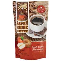 Aspen Ridge Coffee Apple Crumb Donut Medium Roast Coffee from Blain's Farm and Fleet