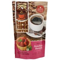 Aspen Ridge Coffee Strawberry Shortcake Medium Roast Coffee from Blain's Farm and Fleet