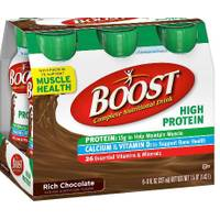 Boost High Protein Gluten-Free Nutritional Drink from Blain's Farm and Fleet