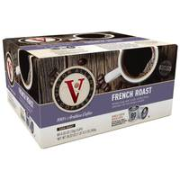 Victor Allen's Coffee French Roast Coffee - 80 Count from Blain's Farm and Fleet
