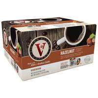 Victor Allen's Coffee Hazelnut Coffee - 80 Count from Blain's Farm and Fleet
