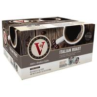 Victor Allen's Coffee Italian Roast - 80 Count from Blain's Farm and Fleet