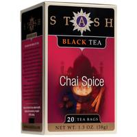 Stash Tea Chai Spice Black Tea from Blain's Farm and Fleet