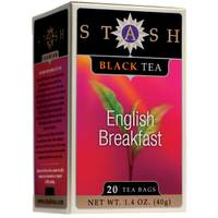 Stash Tea English Breakfast Black Tea from Blain's Farm and Fleet