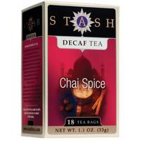 Stash Tea Decaf Chai Spice Tea from Blain's Farm and Fleet