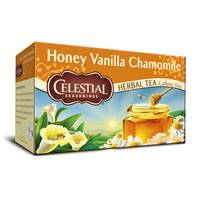 Celestial Seasonings Honey Vanilla Chamomile Herbal Tea from Blain's Farm and Fleet
