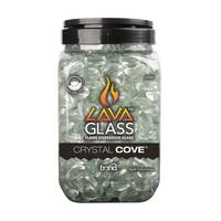 Bond Manufacturing Crystal Cove Lava Glass from Blain's Farm and Fleet