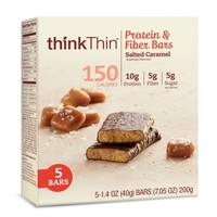 thinkThin Salted Caramel Bars from Blain's Farm and Fleet