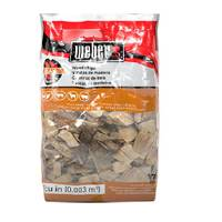 Weber Smoking Chips from Blain's Farm and Fleet