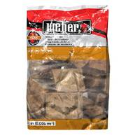 Weber Smoking Wood Chunks from Blain's Farm and Fleet