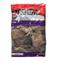 Weber Mesquite Smoking Chunks - 4 lb from Blain's Farm and Fleet