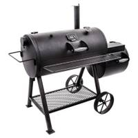 Char-Broil Oklahoma Joe's Highland Reverse Flow Smoker from Blain's Farm and Fleet