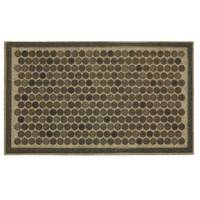 Mohawk Grey Dots Printed Impressions Mat from Blain's Farm and Fleet